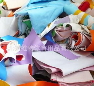 3元/斤,随机颜色,八九种颜色,碎皮革头DIY人造皮革边角料